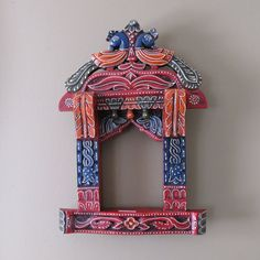 Picture photo framewall hangingJharokaIndian by QEDECOR on Etsy