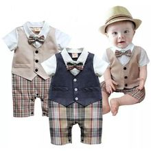 Baby Clothes Outfits Boy Kids Romper Set Christmas Gift children clothing abbigliamento bimbo Krysstal(China (Mainland))
