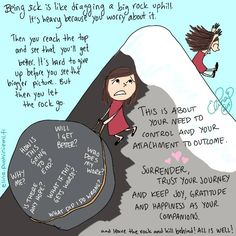 Palasia sateenkaaresta: Why To Drag A Rock Uphill