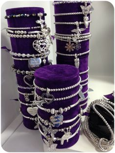 Just a snippet of our Annie Haak Sterling Silver jewellery!  Set to be THE must have Christmas gift this year!  We are the only shop stockist in Essex, so why not come along & take a look at this gorgeous collection!