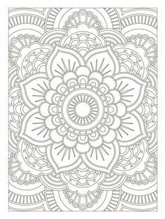 法國清新舒壓著色畫50:療癒曼陀羅(附贈8色閃光筆) - PChome 24h書店