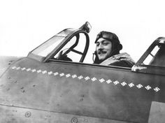 28th January 1942: RAF ace Stanford Tuck shot down over France during 'Rhubarb raid'