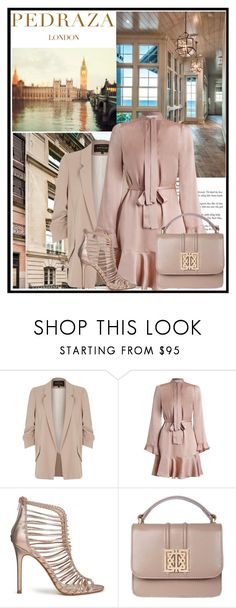 """""""Chic style."""" by nataly212 ❤ liked on Polyvore featuring River Island, Zimmermann, Miss Selfridge, PedrazaLondon and Pedraza"""