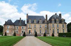 Chateau de La Ferte, Loire