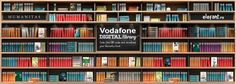 Read more: https://www.luerzersarchive.com/en/magazine/print-detail/vodafone-53478.html Vodafone (Scan the QR-Code and download your favorite book.) Campaign for Vodafone aiming to increase mobile internet traffic. A digital library – a poster wall with QR code-labeled books – was created and placarded in schools and public spaces. A Vodafone app allowed users to scan QR codes and download free books to their mobile devices. Tags: McCann, Bucharest,Vodafone,Adrian Botan,Razvan Chifu,Catalin…
