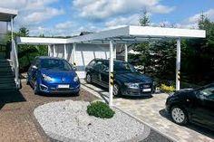 Gartenhaus mit Glasdach – Google-Suche Carports, Two Car Garage, Pergola, Outdoor Structures, Outdoor Decor, Modern, Camper, Home Decor, Google