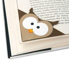 Sizzix Bigz Die – Bookmark, Corner Owl Ideal Origami Document Origami is one regarding the most delicate types of art … Paper Bookmarks, Corner Bookmarks, Bookmarks Kids, Diy Projects For Kids, Diy For Kids, Diy And Crafts, Crafts For Kids, Pixel Art Geek, Bookmark Craft