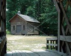 old log church