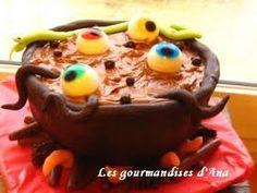 bonbons oeil halloween - Recherche Google
