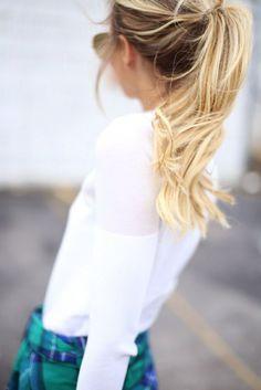 Des queues-de-cheval sublimes - Mode & Beauté - Flair