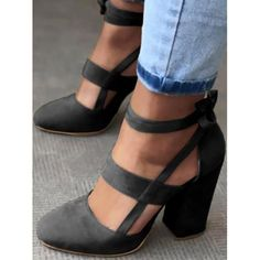 bf2e92d674f 26 Best Chunky heel shoes images