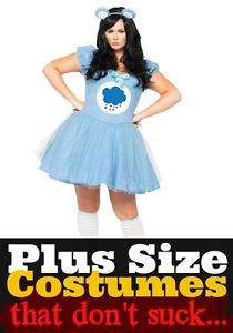 more plus size halloween costumes that dont suck - Sundrop Halloween Costume