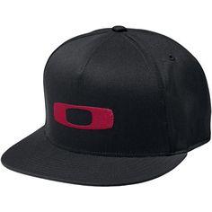 Oakley Square O-Justable Men's Flexfit Hats