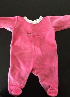 À vendre sur #vintedfrance ! http://www.vinted.fr/mode-enfants/pyjamas-une-piece/36172952-pyjama-taille-1mois