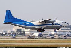 Scorpion Air LZ-MNK Antonov An-12BK aircraft picture