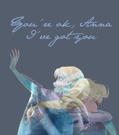 Frozen~Elsa and Anna Absolutely beautiful