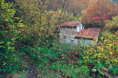 Ruta de los Molinos de Xomezana, pequeño pueblo rural del municipio de #Lena #Asturias España // Route of the Mills of #Xomezana, small village in #Lena council #Asturias #Spain