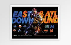 2015 Florida W-I-N Posters by Buddy Overstreet Follow us on Instagram: @betype