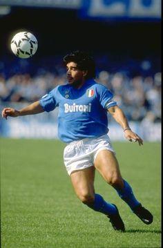 Diego Maradona, Napoli (1984-1991)