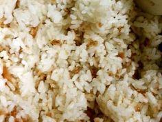 簡単美味!出汁後の鰹節と梅干しの混ぜご飯の画像