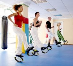 are you ready to shape up before the summer? start Kangoo jumps fitness programs health-fitness-news
