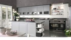 The 8 best The Ascot Range from Steel Cucine images on Pinterest ...