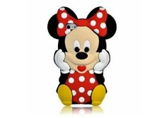 NEW 3D Cute Cartoon Mouse Soft Silicone Case Cover for iPhone 5