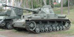 Panzer IV [Panzerkampfwagen IV] (Carro medio) - La Segunda Guerra