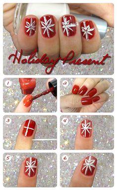 Presents nails!