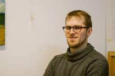 Aarreaitta. Kohtaamisia. Työhuonevierailu: Pete Jukka Koivunen.