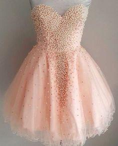 Cute Homecoming Dress,Tulle Homecoming Dress,Beading Graduation Dress,Sweetheart Short Prom Dress Hd071
