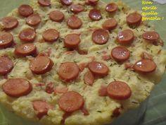 Ciao a tutti! Vi va una fettina di #torta salata #tedesca ? Un tortino di #patate e #wurstel :) Buon appetito a tutti dalla mia trasferta in trentino!  http://blog.giallozafferano.it/nonapritequellapentola/torta-salata-tedesca-2/