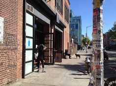 Million Things We Love About Brooklyn | Blue Bottle Coffee in Williamsburg