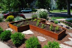 "Custom ""Urban Farm"" www.landscapelovegardens.com"