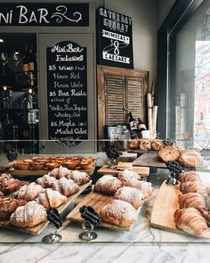 bakery shop Come along as I take you to the best healthy restaurants in Toronto. This healthnuts tour of Toronto will show you the food, fitness and not to miss places in Toronto, Canada. Bakery Shop Interior, Bakery Shop Design, Restaurant Design, Cafe Design, Restaurant Facade, Cafe Interior Design, Modern Restaurant, Restaurant Food, Design Design