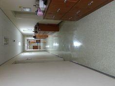 Dormitory hallway!
