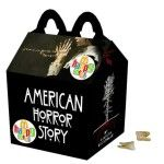 Celebrate #Halloween with Horror Happy Meals by graphic designer Newt Cloninger-Clements