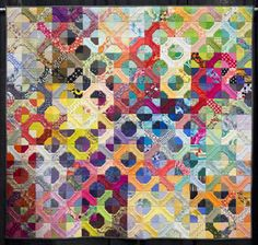 Tied Together: Timna Tarr Vermont Quilt Festival 2014