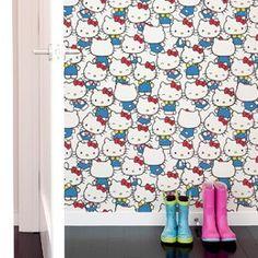 Hello Kitty ~ Pattern Wall Tiles, Set 2