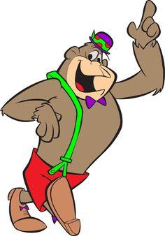 Magilla Gorilla Decal, popular cartoon characters decals, tv show cartoon . Classic Cartoon Characters, Favorite Cartoon Character, Classic Cartoons, Movie Characters, Desenhos Hanna Barbera, Vintage Cartoons, Old School Cartoons, 70s Cartoons, Morning Cartoon