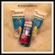 Clearer skin for the whole family with Clearasil! #clearasilMom #mc #sponsored