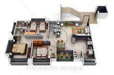 #art #3dart #interiordesign #modern #architects #archicad #3dsmax #visual #construction #3dvisualization #architecturedesign #render #3dmodel #archilovers #architectureproject #instarender #renderbox #concept #3ds #designer #modeling #building #work #talnts #interiors #like4like #follow4follow #vimarshdesigns