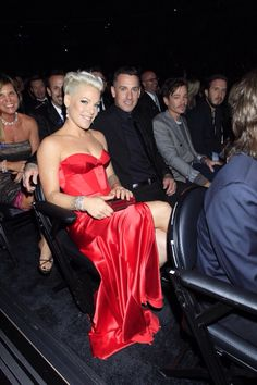 P!nk and Carey <3 gorgeous!