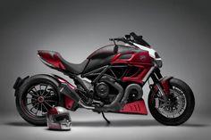 Custom & PaintJob Pictures - Diavel / xDiavel - Ducati Diavel Forum - Page 6 Triumph Motorcycles, Concept Motorcycles, Custom Motorcycles, Custom Bikes, Futuristic Motorcycle, Motorcycle Clubs, Motorcycle Outfit, Diavel Ducati, Motocross