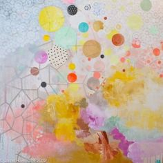 Palaco 2012 Original acrylic & gouache on by JaimeRovenstine Art Journal Inspiration, Painting Inspiration, Art Inspo, Colorful Artwork, Colourful Art, Flash Art, Illustrations And Posters, Summer Art, Art Plastique