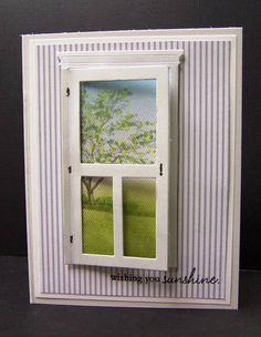 **WT380 Wishing You Sunshine by hobbydujour - Cards and Paper Crafts at Splitcoaststampers