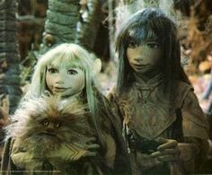 Dark Crystal! I loved this movie in the 80's!!