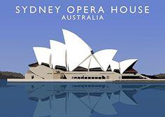 Sydney Opera House, Australia Art Print (A3) Chequered Ch... https://www.amazon.co.uk/dp/B06X17ZH59/ref=cm_sw_r_pi_dp_x_NllOybQ7A8AGM