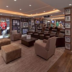 Spaces Man Cave Design, Pictures, Remodel, Decor and Ideas - page 2