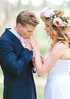 This Southern Wedding Is So Perfect It Can't Even Be Real Life
